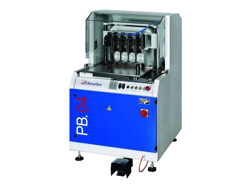 DurselenPB 04 Kağıt Delgi Makinesi