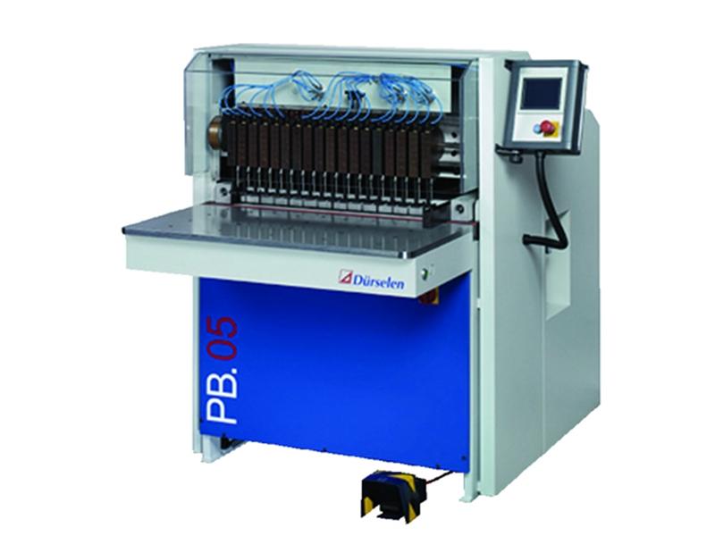 DurselenPB 05 Kağıt Delgi Makinesi