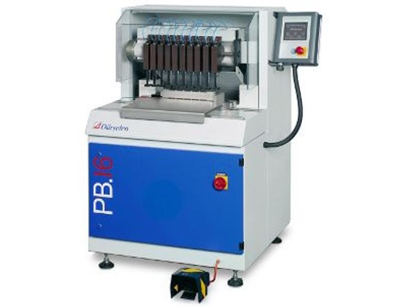 Durselen PB 16 Kağıt Delgi Makinesi